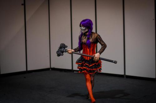 Dorine Maillot - Necronomi'con